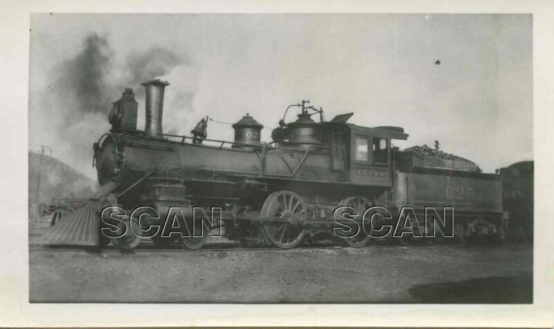OD716  RP 1930s/40s CHICAGO & NORTH WESTERN RAILROAD 440 LOCO #625