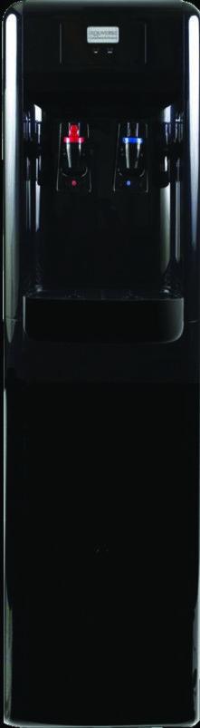 WATER COOLER 5PH AQUVERSE CLOVER H/C DISPENSER  3FT TALL