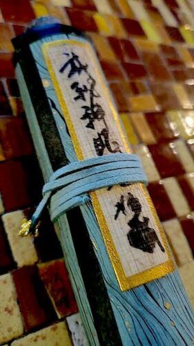 TOGAKURE RYU BUHI KANJIN KANAME NO MAKI SCROLL Hatsumi ninja martial Bujinkan