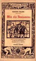 Mio Zio Beniamino Claudio Tillier 1922 Formiggini (na708) -  - ebay.it