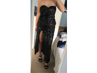 Amy Child's Sequin Maxi Dress