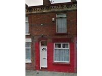 Two bedroom terrace, Morecombe Street, Tuebrook, L6 4AX