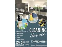 *** Cleaning & Ironing Services ***