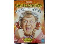 Mrs Brown's Boys Cracking big box DVD