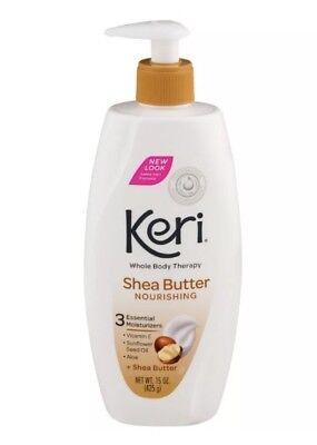 Keri Whole Body Therapy Nourishing Shea Butter Lotion 15 - Keri Nourishing Shea Butter Lotion