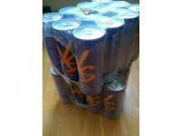 XS Power Drinks