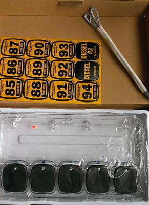 Dresser Wayne 888006-005 Ovation Pts 5 Button Panel 888006-001 889952-005