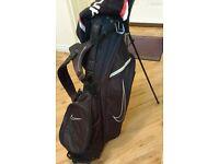 Nike lightweight golf stand bag