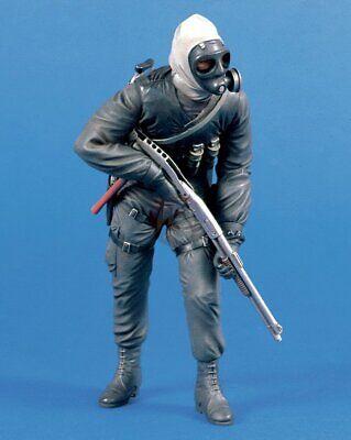 Verlinden 120mm 1/16 British SAS Soldier No.2 w/Riot Shotgun Op. Nimrod 1980 613