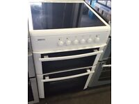 BEKO FREE STANDING 60cm ELECTRIC COOKER FOR SALE, EXCELLENT CONDITION