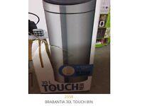 Touch bin