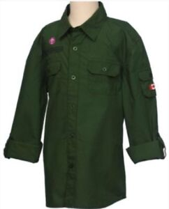 Looking for a scout uniform