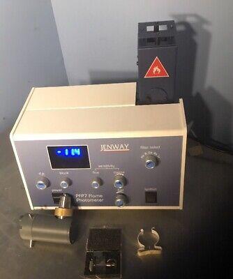 Jenway 500 731 Economical Flame Photometer 115 Vac 5060 Hz