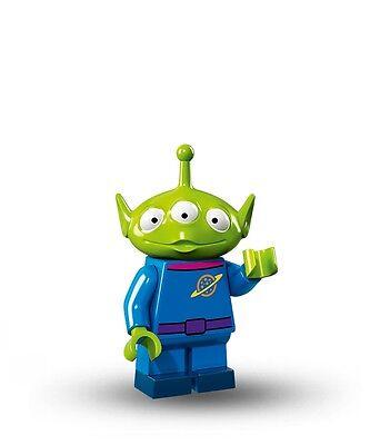 LEGO Toy Story Alien Minifigure 71012 Disney Series New Sealed