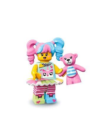 LEGO The Ninjago Movie Series N-POP Girl Minifigure 71019 New Sealed