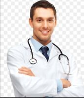 Wanted : Family Doctor needed!