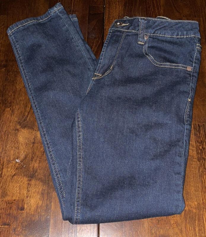 Hudson Dark Skinny Jeans Girls Size 12