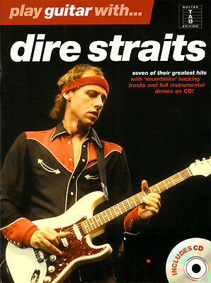 Play Guitar with ... Dire Straits Gitarre Noten Tab mit Play-Along CD
