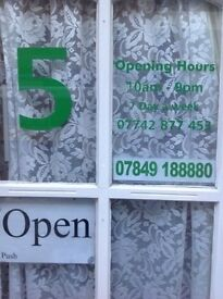 5 OSBORNE ST,COLCHESTER CO27DP,MASSAGE OPEN7DAYS,9AM-10PM