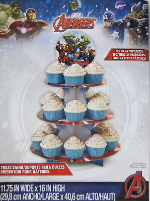 ake Cupcake Treat Stand from Wilton 4110 NEW (Avengers Cupcake Stand)
