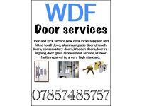 Door services locksmiths