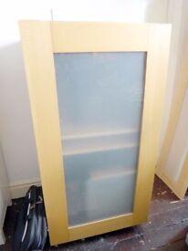Designer Office Computer Cabinet with door