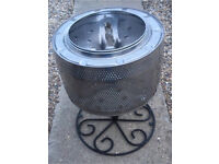 Patio heater ,Gardens incinerator , fire pit ,camping fire
