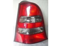 Mercedes Benz W168 A Class Rear Tailgate Lights Left - Right - Available 1998-2004