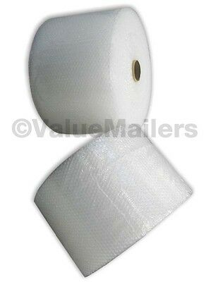 "3/16"" x 700' x 12"" Bubble Cushioning Wrap Small Bubbles Perforated Every 12"""