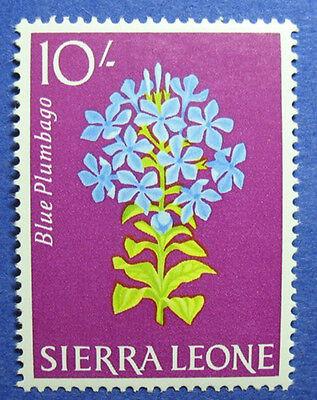 1963 SIERRA LEONE 10S SCOTT# 238 SG# 253 UNUSED CS06131