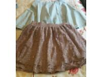 2 skirts size 8