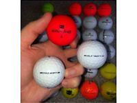 Wilson Staff mix x30 Grade A golf balls