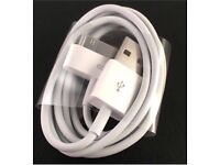 Brand new iPhone chargers