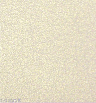 Centura Pearl A4 Card Stock Single Sided Snow White Hint of Gold 60 Sheets (Gold Card Stock)