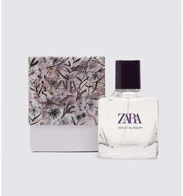 Zara Women Perfume Violet Blossom 100ml ( Sealed)