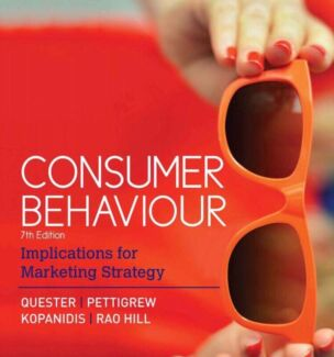 Consumer behaviour 7th edition pdf textbooks gumtree australia consumer behaviour implications for marketing strategy pdf fandeluxe Image collections