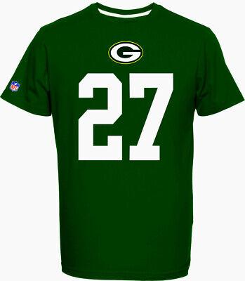 19206f6b4 Eddie Lacy # 27 Player T-Shirt Größe S / Football NFL Green Bay Packers,NEU