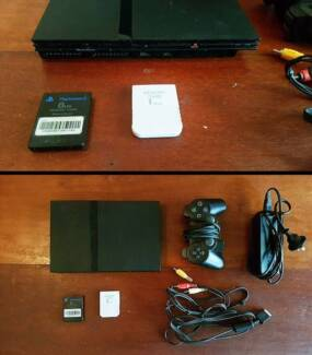 Play Station 2 Slim Console