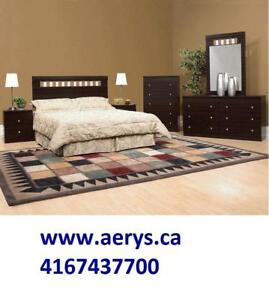 WHOLESALE FURNITURE WAREHOUSE WE BEAT ANY PRICE LOWEST PRICE  WWW.AERYS.CA