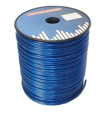 Altavoz Cable Rollo 100 Metro Alta Gama Calidad para Coche Audio, Hogar,...