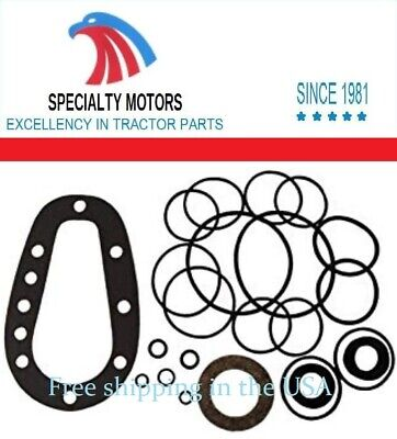 Edpn3500a Steering Seal Kit For Ford Tractor 4000 4600 50005600 6600 7000 7600
