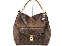 Louis Vuitton Metis Pochette Hobo Shoulder Bag - NEW