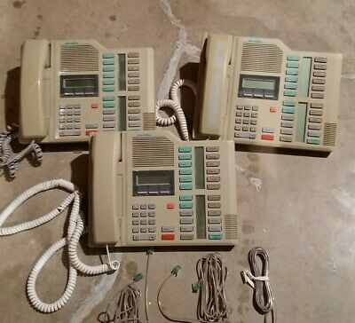 Meridian Northern Telecom Display Phones