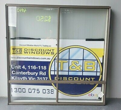 Aluminium Sliding Windows 1795H x 1805W (Item 4943) Jasper