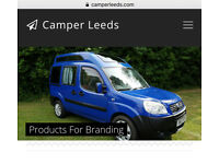 Camperleeds. CAR CONVERTING INTO CAMPER-VANS!!! Read more