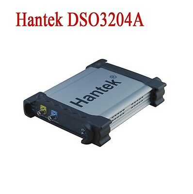 Hantek Dso3204a Pc Usb Digital Oscilloscope 4 Analog Channels 200mhz 1gsas Usb