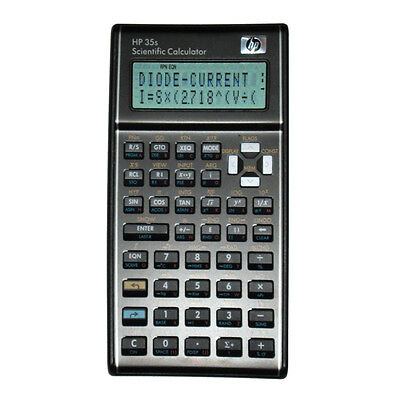 HP 35S PRE-PROGRAMMED for the Electrical Engineering (Electronics) PE Exam