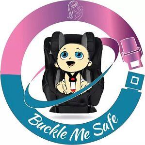Buckle Me Safe mobile child restraint installation services Edensor Park Fairfield Area Preview