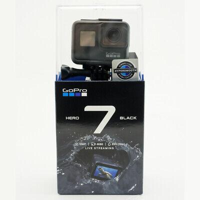 GoPro HERO7 Black Action Camera Genuine