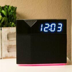 Witti-Beddi Style & Glow-Smart Alarm Clock-App Controlled-Bluetooth Speaker-USB